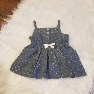 Carter's stars dress